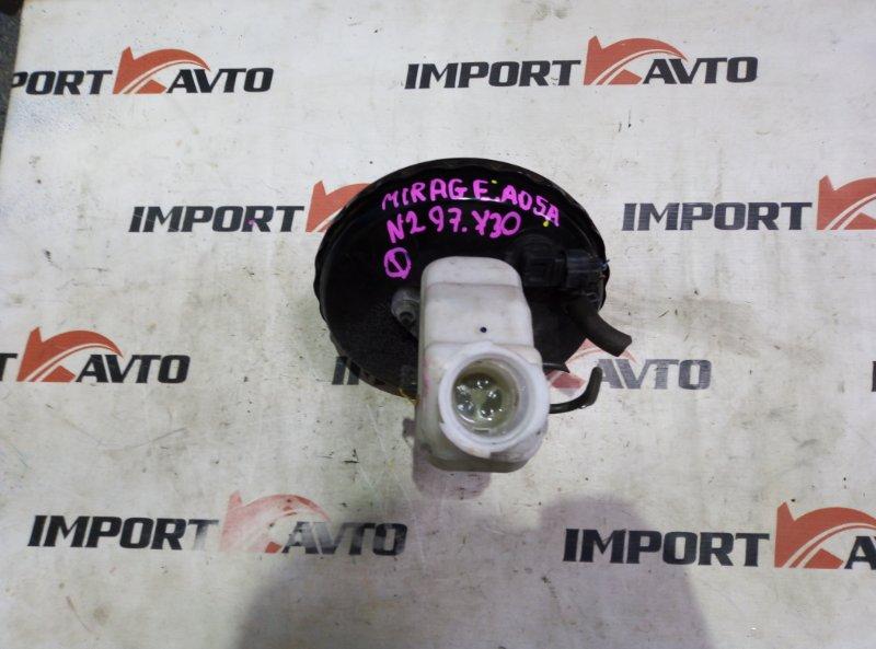 главный тормозной цилиндр MITSUBISHI MIRAGE A05A 3A90 2012-2015