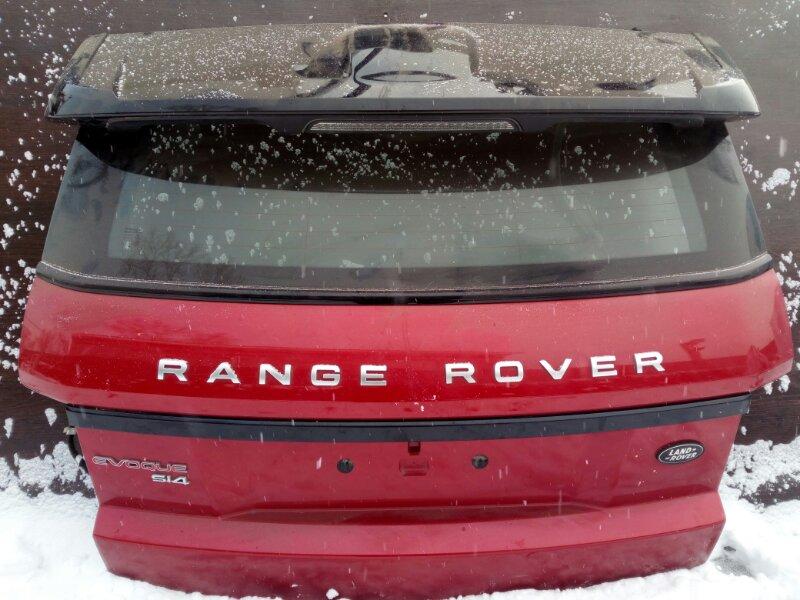 дверь 5-я LAND ROVER RANGE ROVER EVOQUE L538 204PT 2011-2017