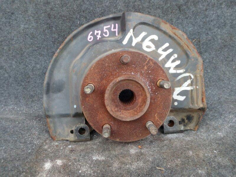 ступица MITSUBISHI RVR N64W 4G64-GDI 1999-2002 передний левый