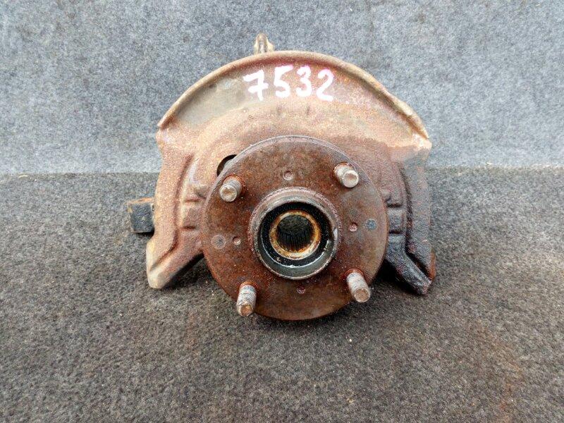 ступица TOYOTA DUET M100A EJ-VE 1998-2004 передний левый