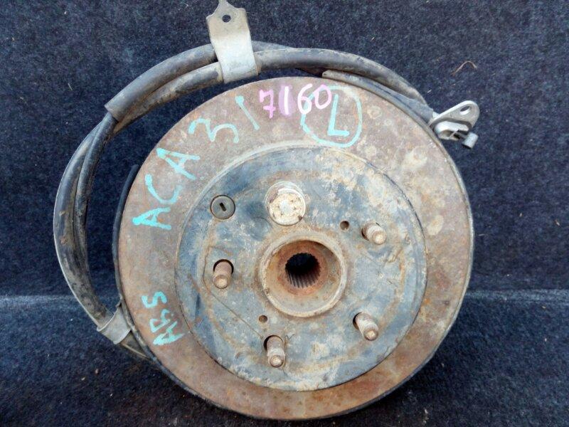 ступица TOYOTA RAV4 ACA31 2AZ-FE 2005-2008 задний левый