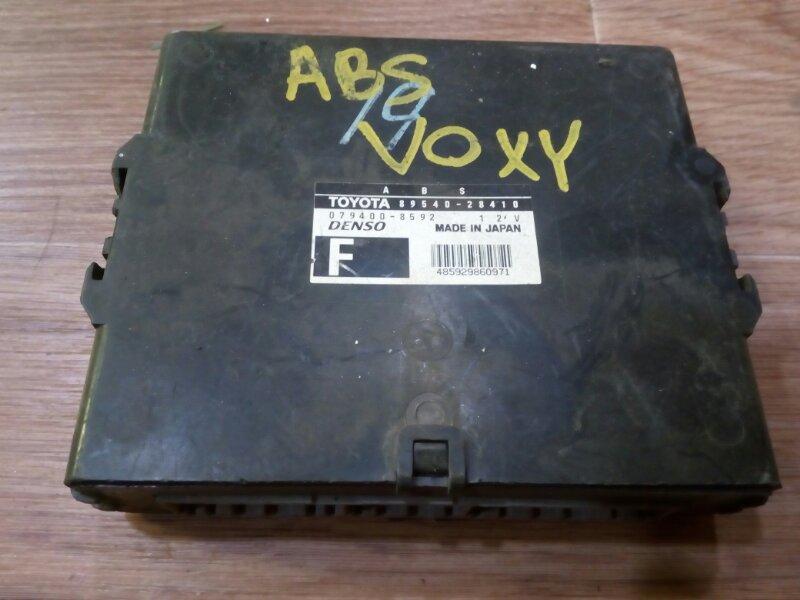 блок управления ABS TOYOTA VOXY AZR60 1AZ-FSE 2001-2004
