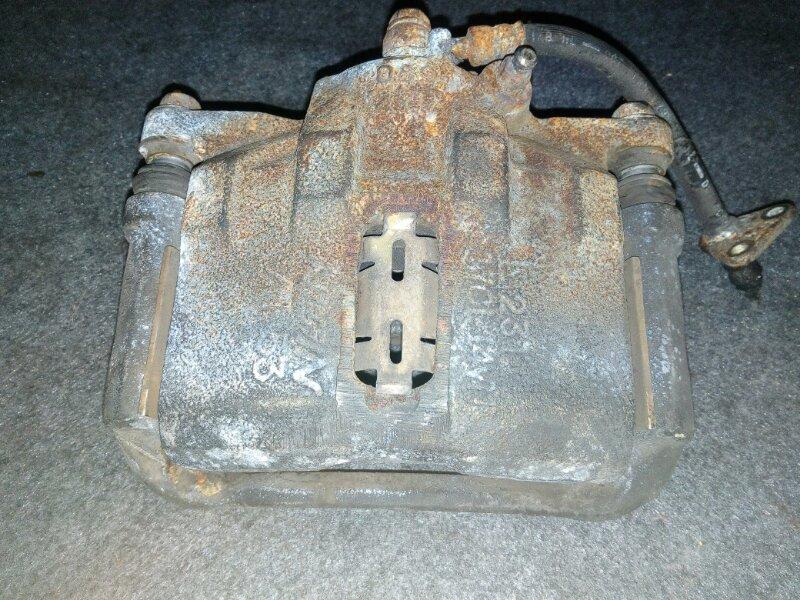 суппорт тормозной HONDA ASCOT CE4 G20A 1993-1995 передний левый