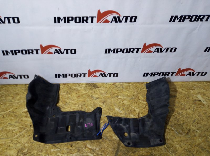 защита двигателя TOYOTA SPRINTER TRUENO AE111 4A-FE 1995-1997