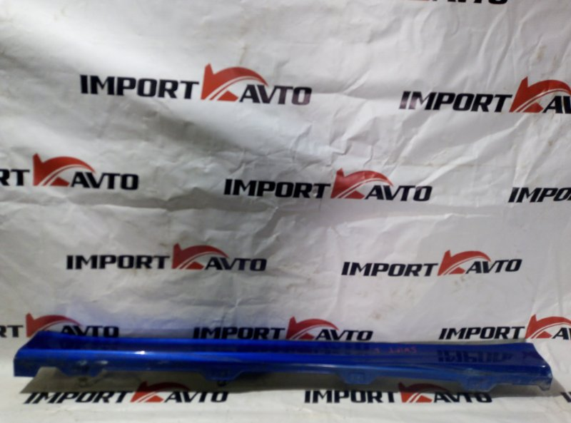 порог пластиковый SUZUKI SWIFT ZC11S M13A 2004-2007  левый