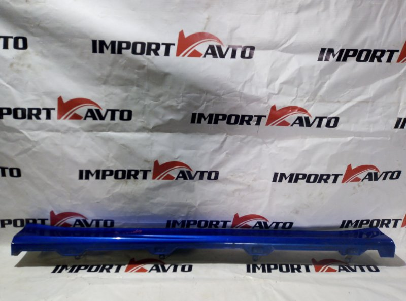 порог пластиковый SUZUKI SWIFT ZC11S M13A 2004-2007  правый