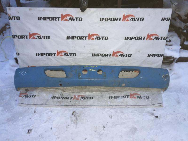 бампер ISUZU ELF   1996 передний