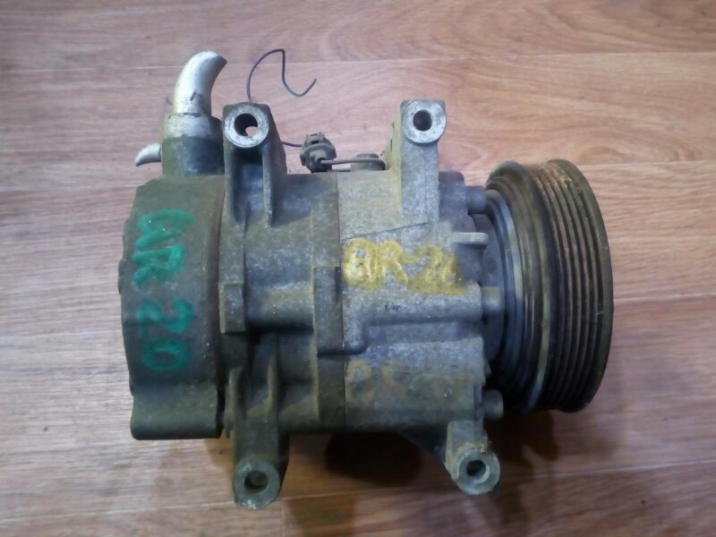 компрессор кондиционера NISSAN LIBERTY RM12 QR20DE 1998-2004