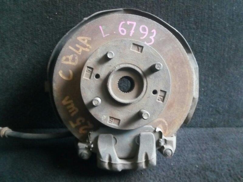 ступица MITSUBISHI LANCER CB4A 4G92 1991-1995 передний левый