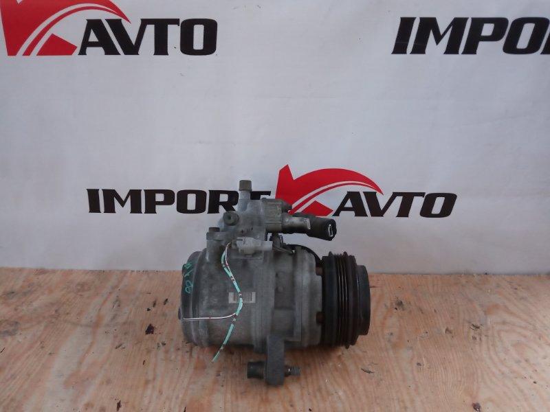 компрессор кондиционера TOYOTA ESTIMA LUCIDA TCR10G 2TZ-FE 1995-1996