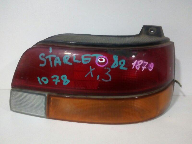 стоп-сигнал TOYOTA STARLET EP82 4E-FE 1989-1995  правый