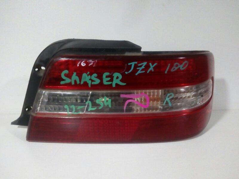 стоп-сигнал TOYOTA CHASER GX100 1G-BEAMS 1996-1998  правый