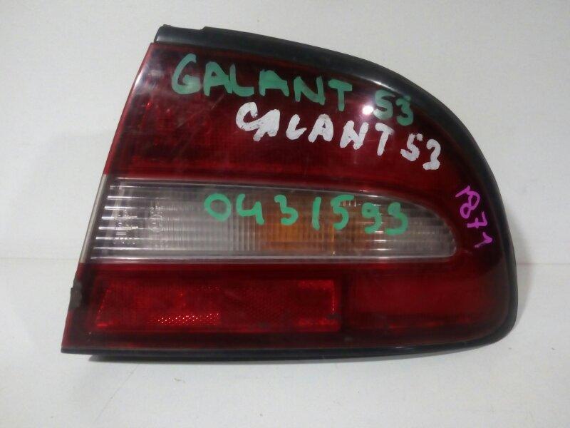 стоп-сигнал MITSUBISHI GALANT E53A 6A11 1992-1996  правый