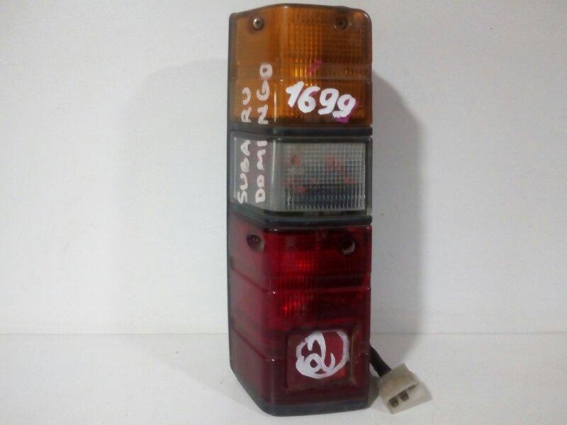 стоп-сигнал SUBARU DOMINGO KJ8 EF12 1983-1994  левый