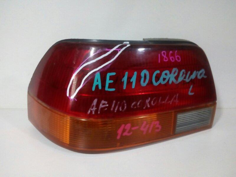 стоп-сигнал TOYOTA COROLLA AE110 5A-FE 1995-1997  левый