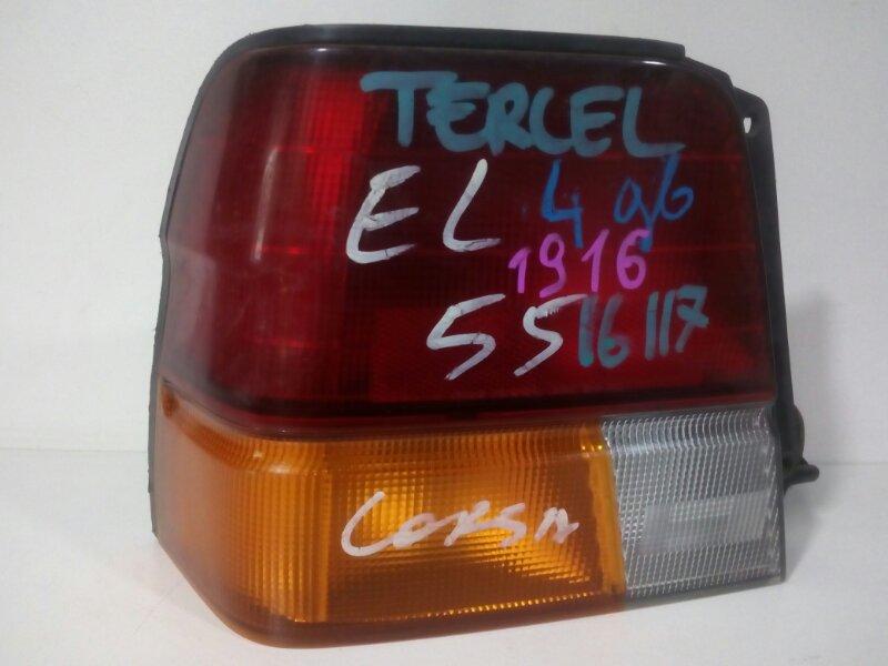 стоп-сигнал TOYOTA CORSA EL51 4E-FE 1994-1997  левый