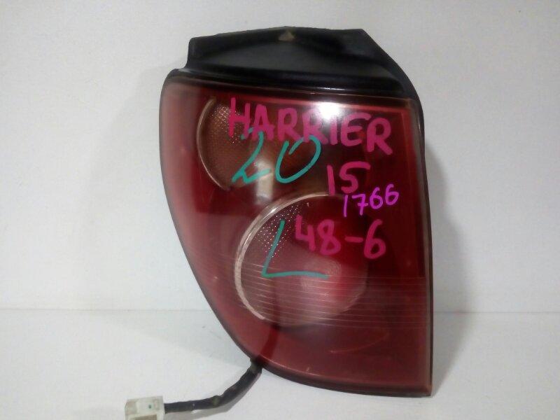 стоп-сигнал TOYOTA HARRIER MCU15 1MZ-FE 1997-2000  левый
