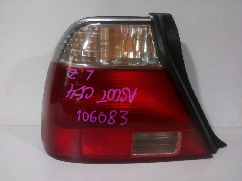стоп-сигнал HONDA ASCOT CE4 G20A 1993-1995  левый