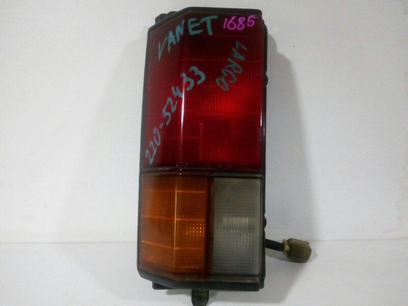 стоп-сигнал NISSAN VANETTE SK22MN R2 2009-2017  левый