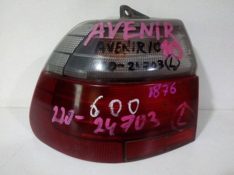 стоп-сигнал NISSAN AVENIR PW10 SR20DE 1990-1999  левый