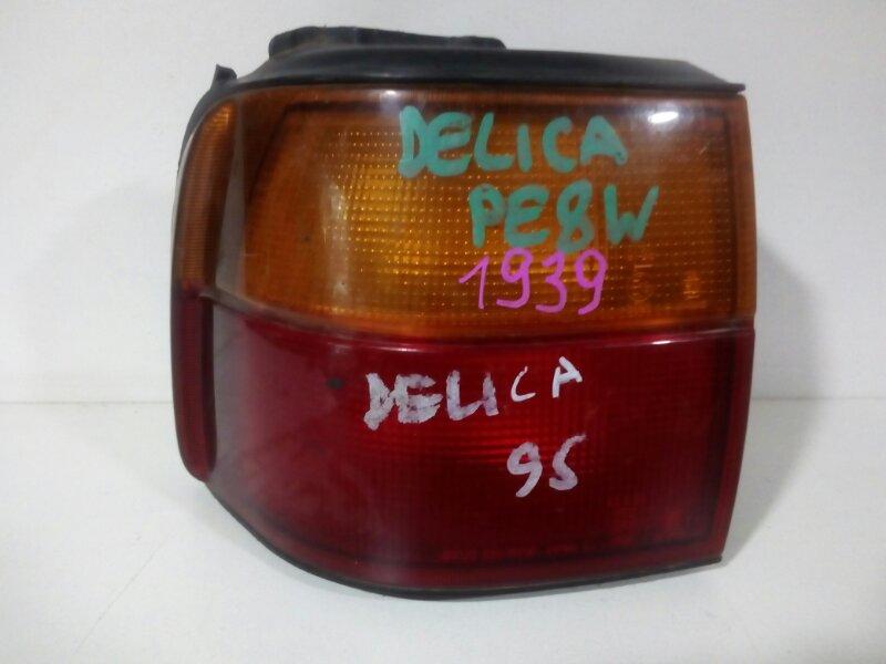 стоп-сигнал MITSUBISHI DELICA PE8W 4M40 1994-2007  левый