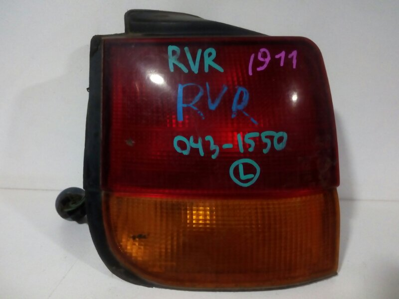 стоп-сигнал MITSUBISHI RVR SPORT GEAR N28W 4D68T 1991-1997  левый