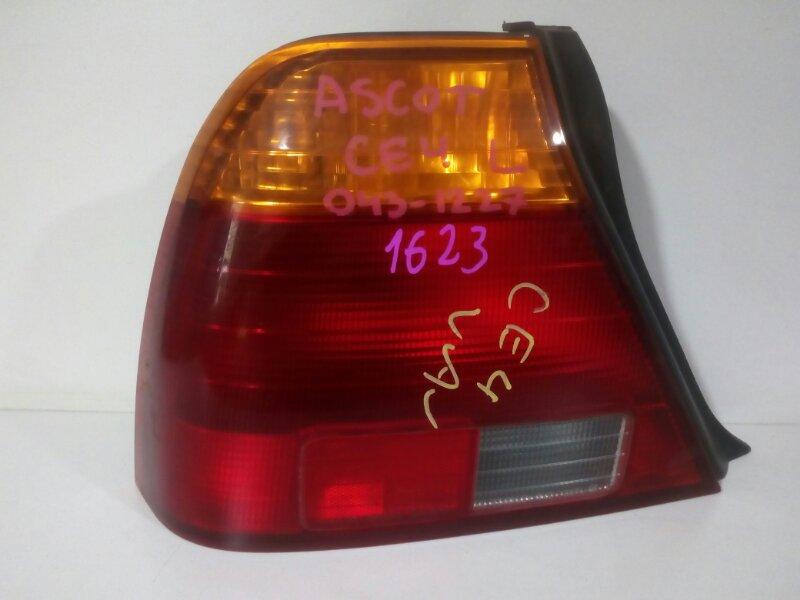 стоп-сигнал HONDA ASCOT CE4 G20A 1993-1997  левый