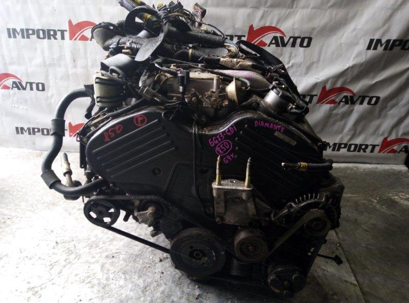 двигатель MITSUBISHI DIAMANTE F31A 6G73-GDI 1997-2005