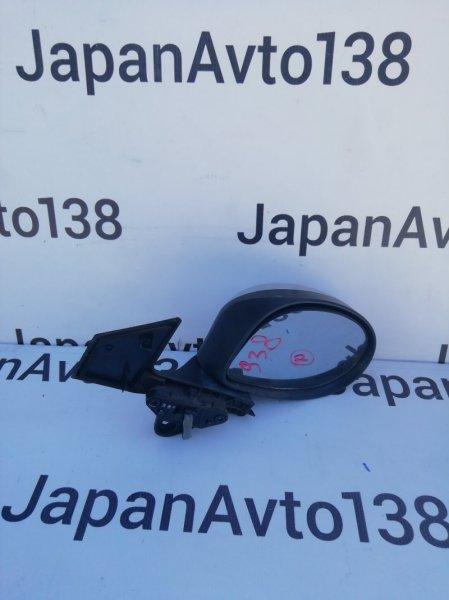 зеркало NISSAN MOCO MG22S K6A 2006-2011  правый
