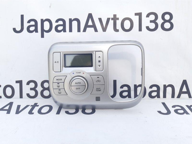 блок управления климат-контролем NISSAN MOCO MG22S K6A 2006-2011