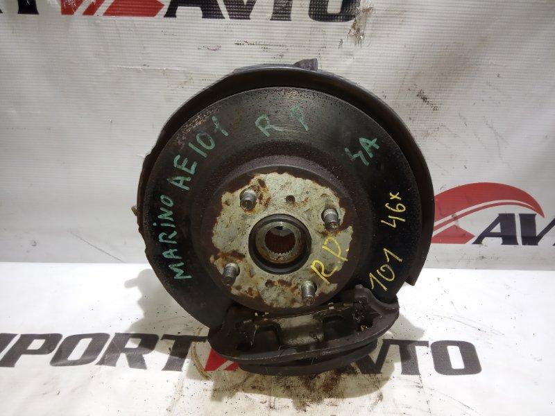 ступица TOYOTA SPRINTER MARINO AE101 4A-FE 1992-1997 передний правый