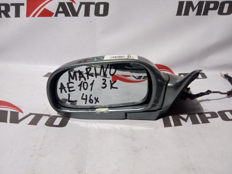 зеркало TOYOTA COROLLA CERES AE100 5A-FE   левый