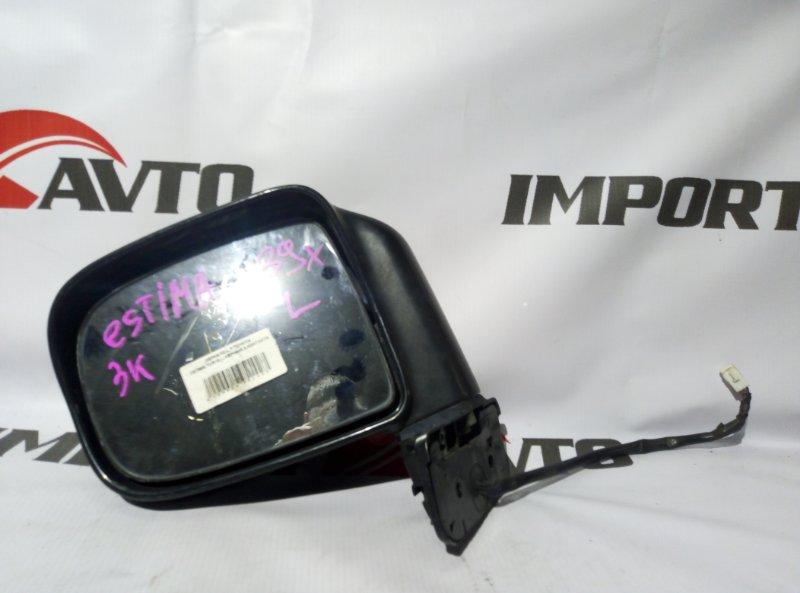 зеркало TOYOTA ESTIMA LUCIDA TCR10 2TZ-FE 1995-1996 передний левый