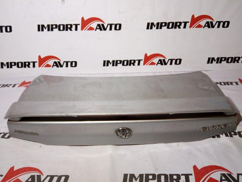 крышка багажника TOYOTA CURREN ST206 3S-FE 1994-1998