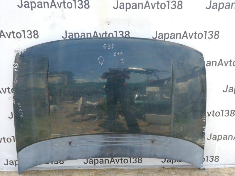 капот MITSUBISHI RVR SPORT GEAR N23W 4G63 1991-1997