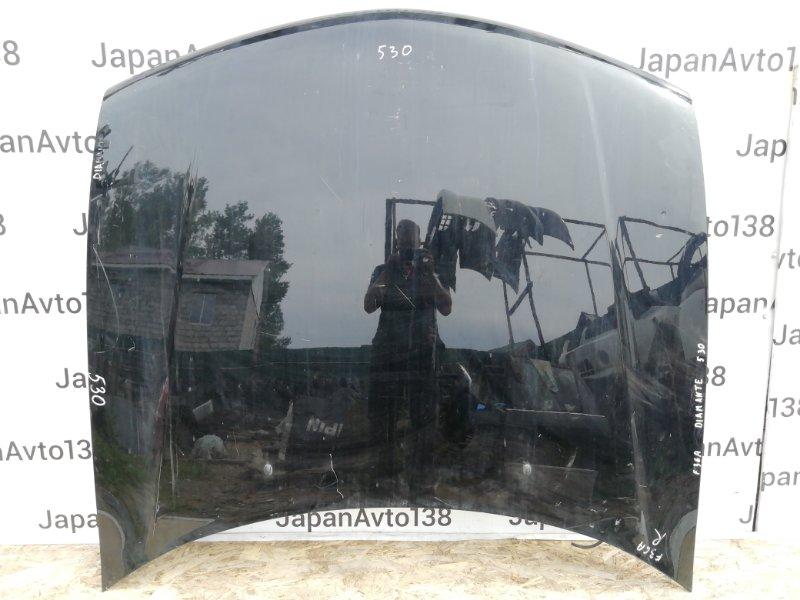 капот MITSUBISHI DIAMANTE F31A 6G73 1995-2005