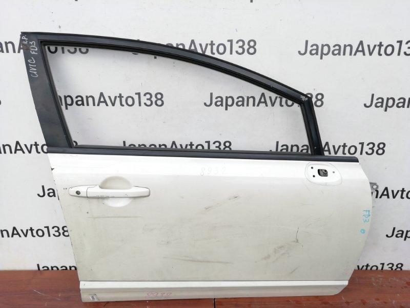 дверь HONDA CIVIC FD3 LDA 2005-2010 передний правый