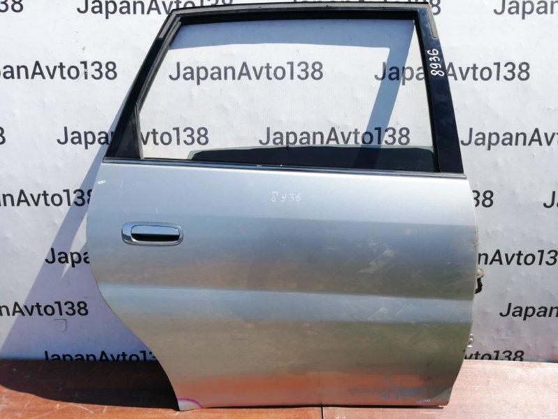 дверь TOYOTA NADIA SXN10 3S-FE 1998-2003 задний правый