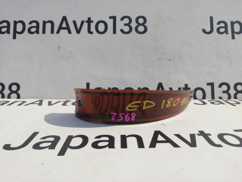 поворотник TOYOTA CARINA ED ST180 4S-Fi 1989-1993  левый