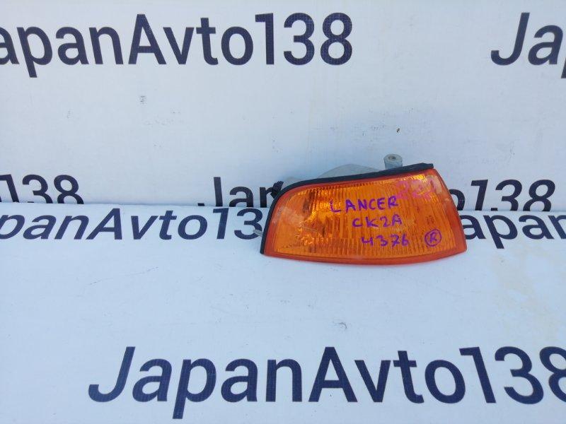 габарит MITSUBISHI LANCER CK2A 4G15 1995-2000  правый