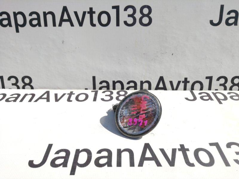 туманка TOYOTA SPRINTER CARIB AE111G 4A-FE 1997-2002  правый
