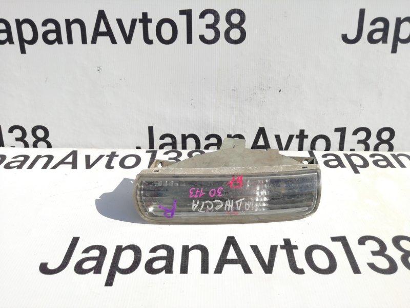 поворотник TOYOTA CROWN MAJESTA JZS149 2JZ-GE 1991-1995  правый