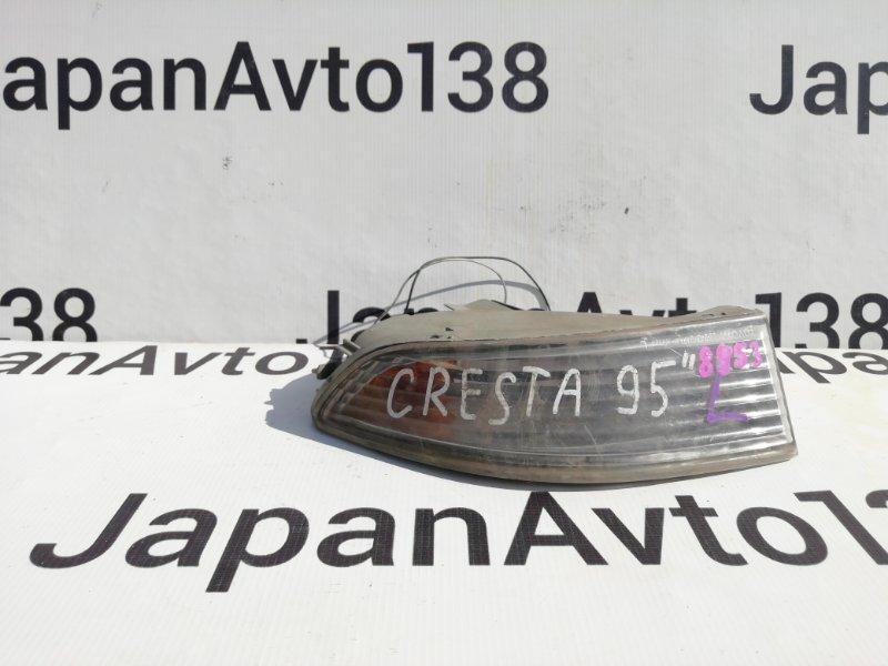 поворотник TOYOTA CRESTA GX90 1G-FE 1992-1994  левый
