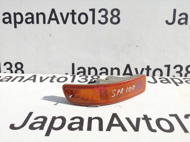 поворотник TOYOTA SPRINTER AE100 5A-FE 1993-1995  правый