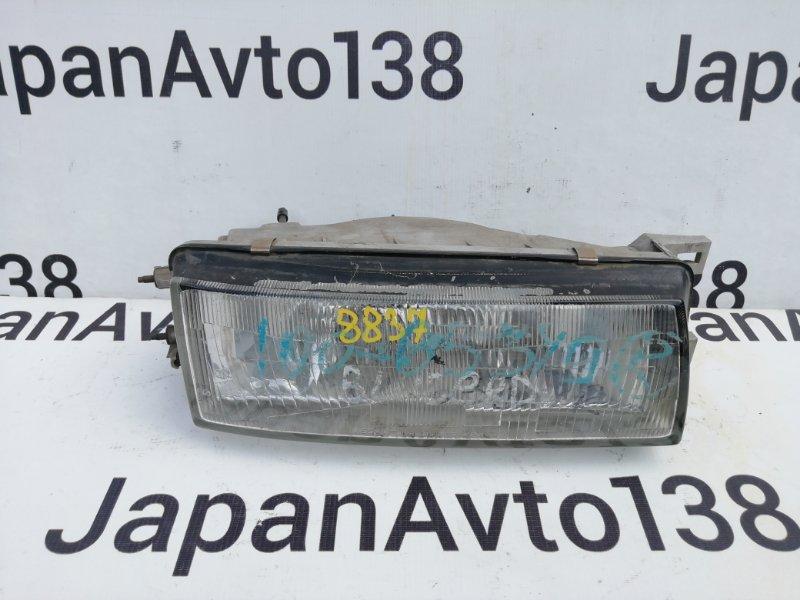 фара NISSAN BLUEBIRD EU12 SR18DI 1987-1991  правый