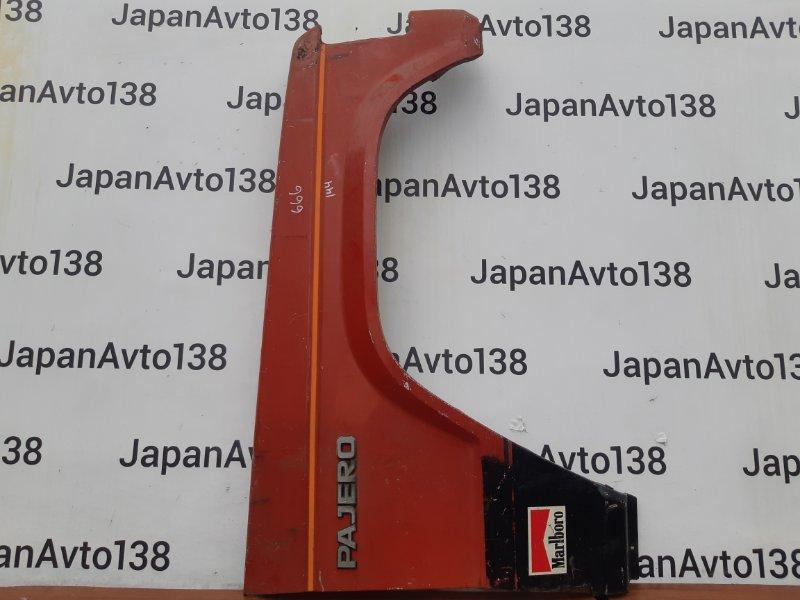 крыло MITSUBISHI PAJERO L144G 4D56 1981-1990 передний правый