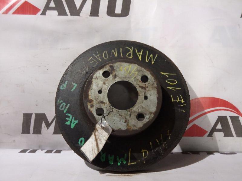 диск тормозной TOYOTA SPRINTER MARINO AE101 4A-FE  передний