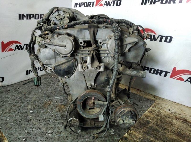 двигатель NISSAN TEANA J31 VQ23DE 2005-2008