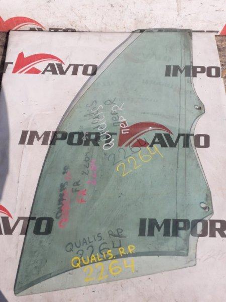 стекло двери TOYOTA MARK II WAGON QUALIS SXV20 5S-FE 1997-2002 передний правый
