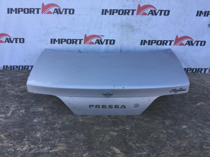 крышка багажника NISSAN PRESEA R11 GA15DE 1995-1999